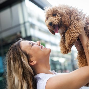 ¿Cómo hacer feliz a tu perro?