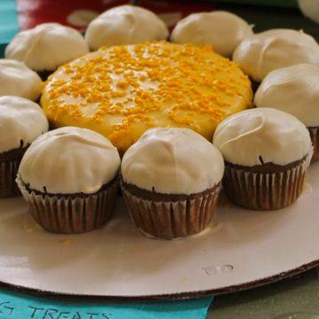 En cuarentena, prepara un delicioso pastel para tu perro
